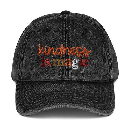 Kindness Vintage Cap