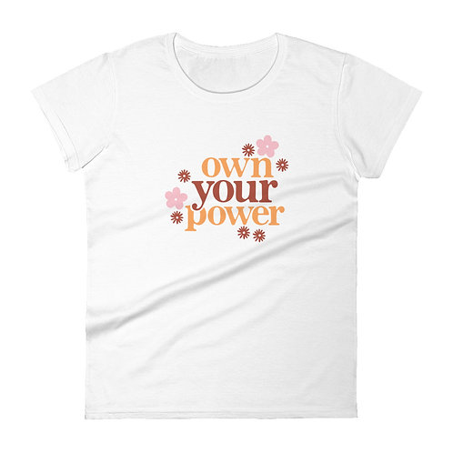 Power Women's Tee
