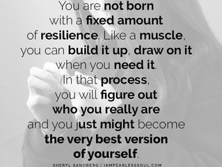 Monday Motivation: Resilience