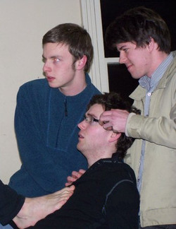 Rehearsals for Faustus 2009