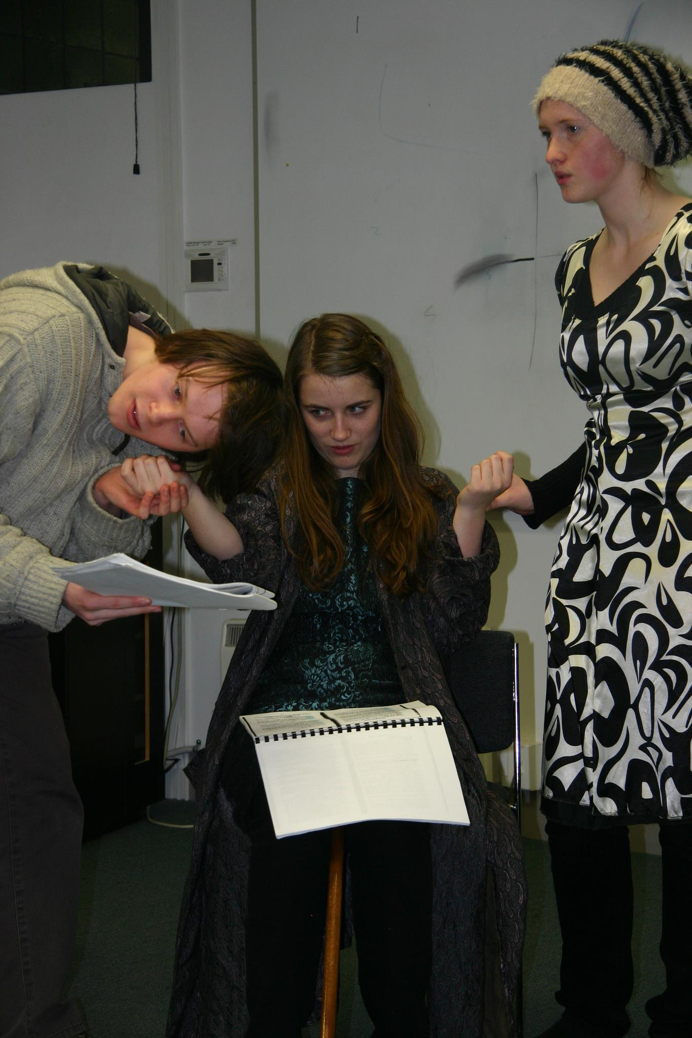 Imaginary Invalid Rehearsals