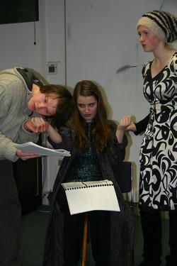 Imaginary Invalid Rehearsals