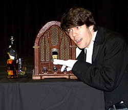 Real Inspector Hound 2010