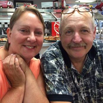 Jessica and Joe Roush