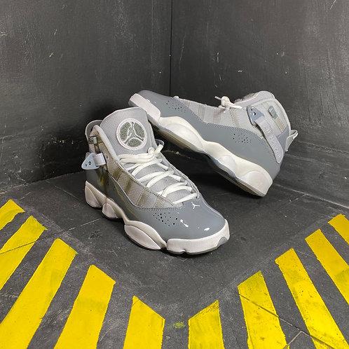 """Jordan 6 Rings """"Cool Grey"""" (Sz.7y)"""