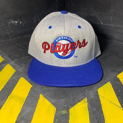 Detroit Players - SnapBack