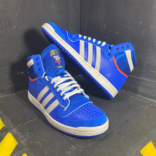 Adidas Top Ten HI - Glo Blue (Sz. 10)