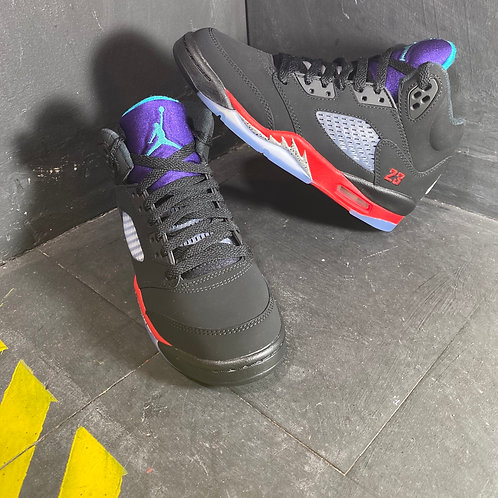 "Air Jordan 5 - ""Top 3"" (Sz.4.5y)"