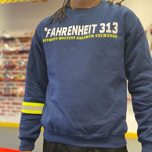 "°F313 MI Wolverine - ""Workers Only"" Crewneck"