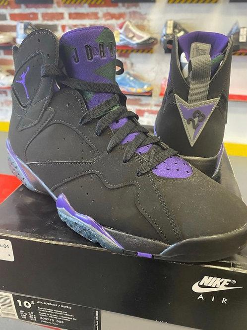 "Air Jordan 7 - ""Ray Allen Bucks"" (Sz 10.5)"