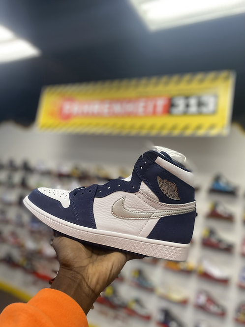 "Air Jordan 1 - ""Midnight Navy"" (Sz 4)"
