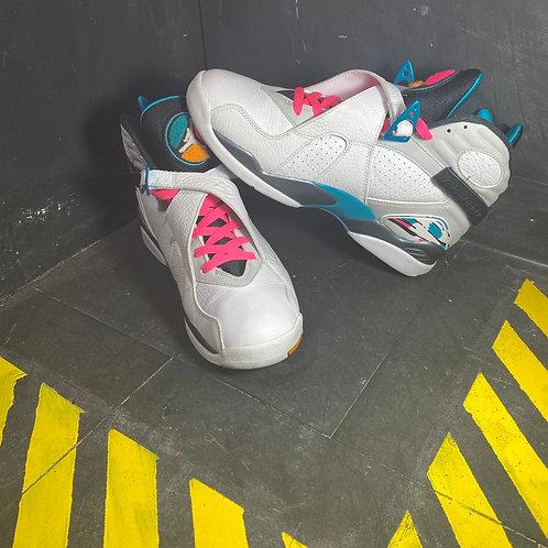 "Air Jordan 8 - ""South Beach"" (Sz. 9.5)"