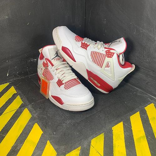 """Air Jordan 4 - """"Alternate"""" (Sz. 10)"""