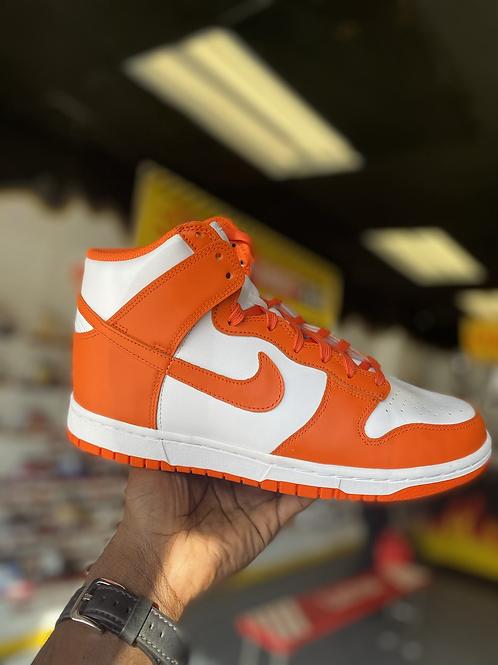 """Nike SB Dunk HI - """"Syracuse"""" (Sz W9.5)"""