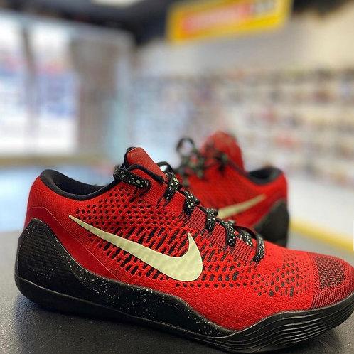 "Nike Kobe IX Elite low - ""University Red"" (Sz 10)"