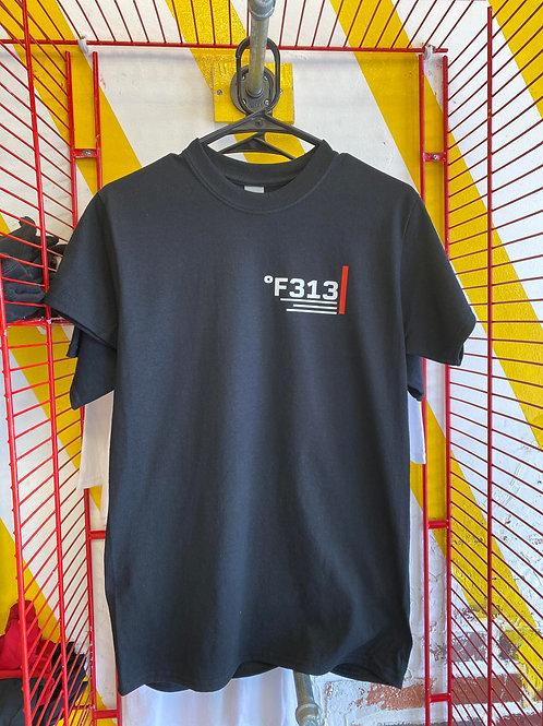 F313 - Black Tshirt