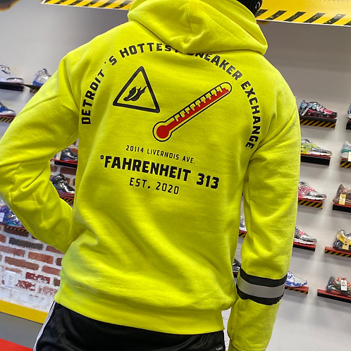 """°F313 Temperature Check - """"Workers Only"""" Hoodie"""