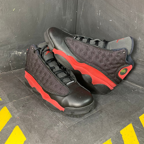 "Air Jordan 13 - ""Bred"" 2017 (Sz 5.5)"