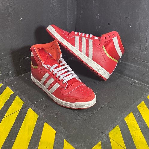 Adidas Top Ten HI - Glo Red (Sz. 10)