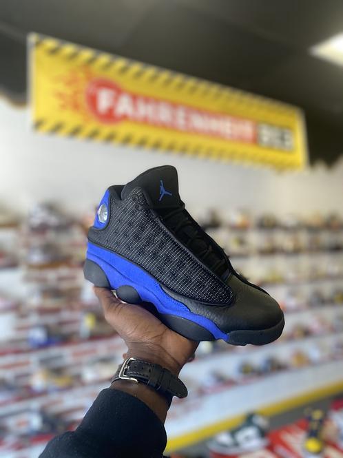 "Air Jordan 13 - ""Black Hyper Royal"" (Sz 6.5Y)"