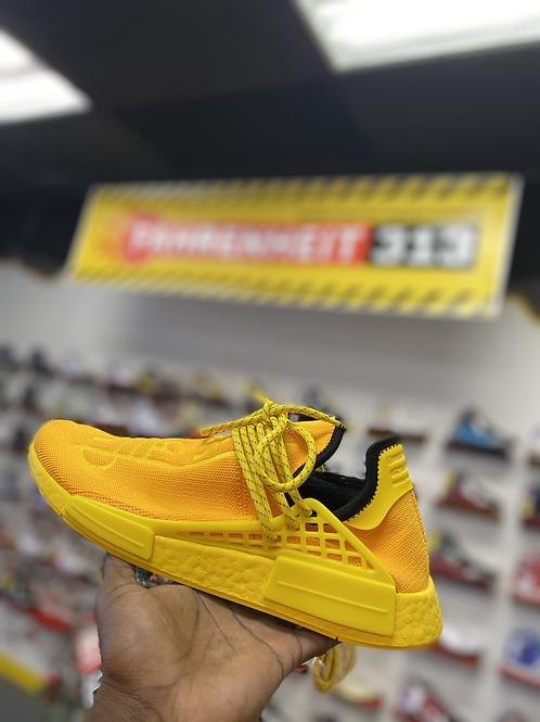 "Adidas NMD Hu Pharrell - ""Extra Eye Yellow"" (Sz 12)"
