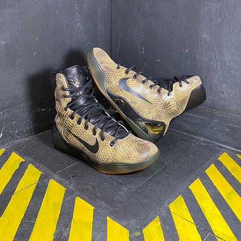 "Nike Kobe 9 EXT High - ""Snakeskin"" (Sz 9)"