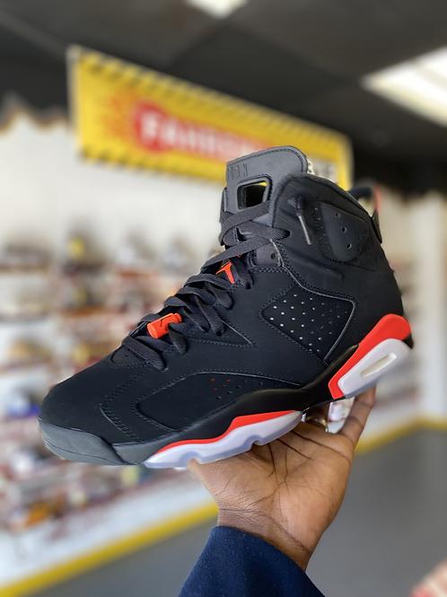 "Air Jordan 6 - ""Infrared"" (Sz 11.5)"