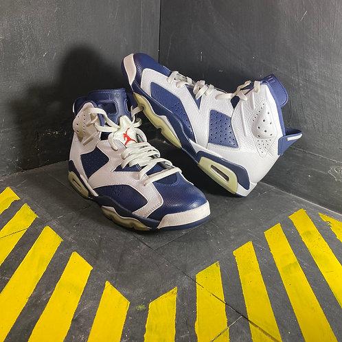 """Air Jordan 6 - """"Olympic"""" (Sz. 12)"""