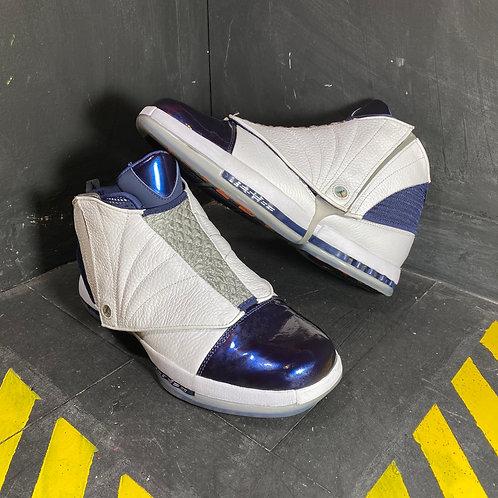 "Air Jordan 16 - ""Midnight Navy"" (Sz. 10.5)"