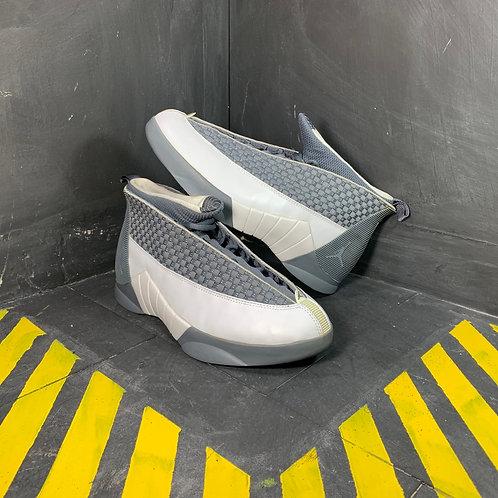 """Air Jordan 15 - """"Flint Grey"""" (Sz. 12)"""