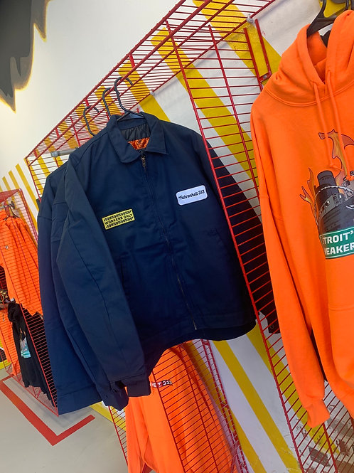 "°Fahrenheit 313 - ""Workers Only"" Jacket"