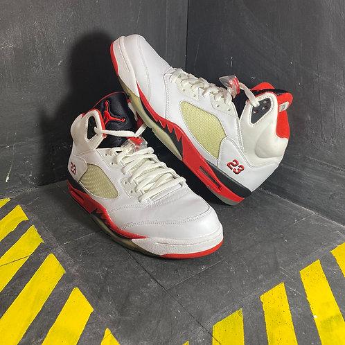 "Air Jordan 5 - ""Fire Red"" 2006 (Sz. 14)"