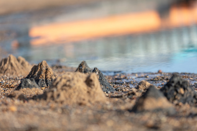 'First there is a Mountain' Katie Paterson, Southend on Sea