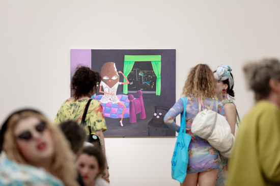 'Day Tripper' Liz Armold, Samara Scott, Maria Farrar, Focal Point Gallery