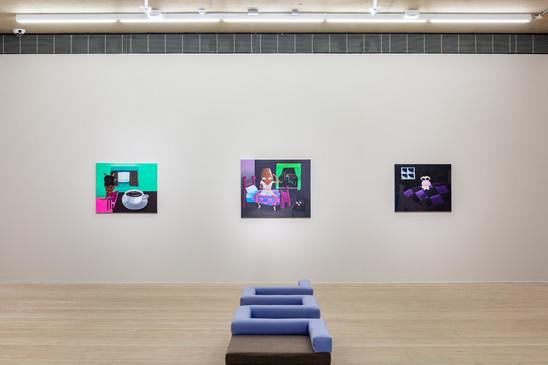'Day Tripper' Liz Armold, Focal Point Gallery