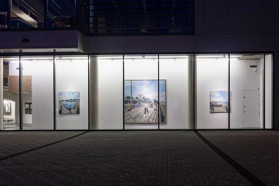 'The Estuary' John Wonnacott, Focal Point Gallery