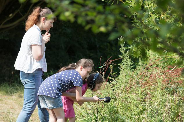 'Park Explorations' Kieran Reed, Shoeburyness Park