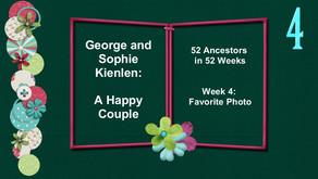 George and Sophie Kienlen