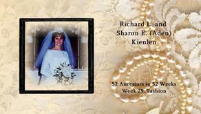 Richard L. and Sharon E. (Aden) Kienlen
