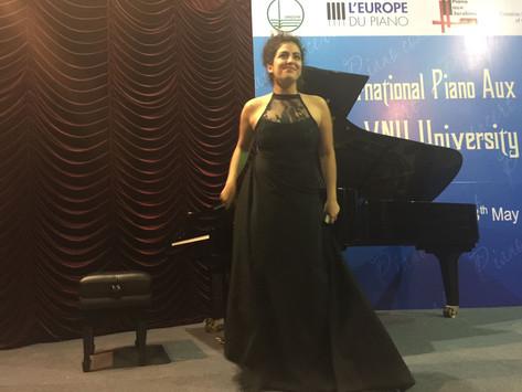 Alexia Mouza @ Hanoi