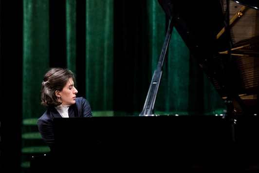 Mariam Batsashvili @ Budapest