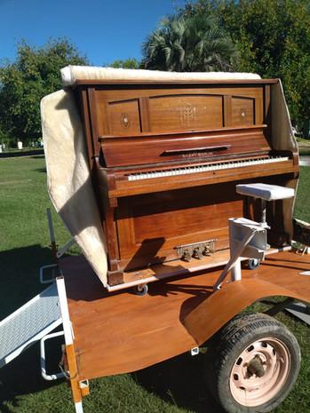 El Piano Rodante