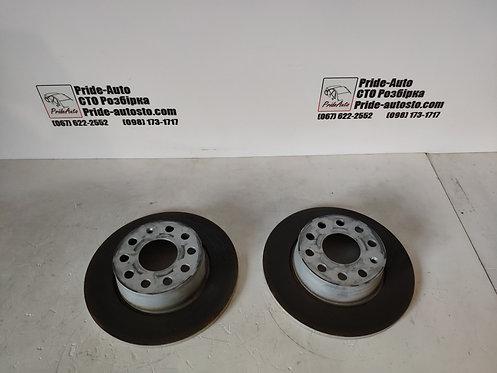 Тормозні диски Jetta MK7