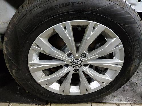 Диски R17 Volkswagen Tiguan 2019