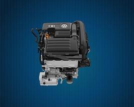 Двигатель TSI тигуан