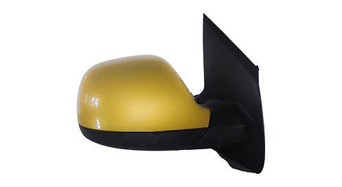 Бокове дзеркало, Праве, 7 дротів, 1 антена, Жовтий металік