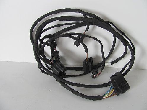 Проводка бампера