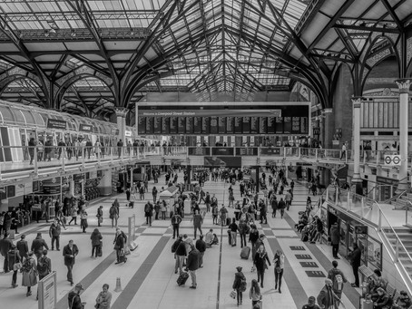 Crime rates at London train stations revealed