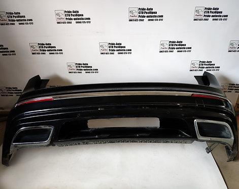 Задній бампер R-Line Тігуан 2017-2020 Оригінал