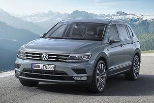 Volkswagen tiguan на запчасти